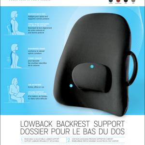 Backrest support