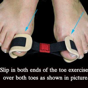 bunion toe exerciser